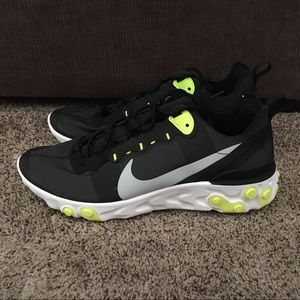 Nike React Element 55 Size 10 Running Shoes